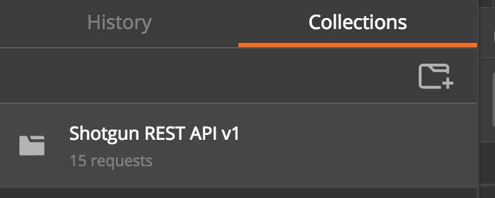 shotgun-rest-api-v1 – Shotgun REST API